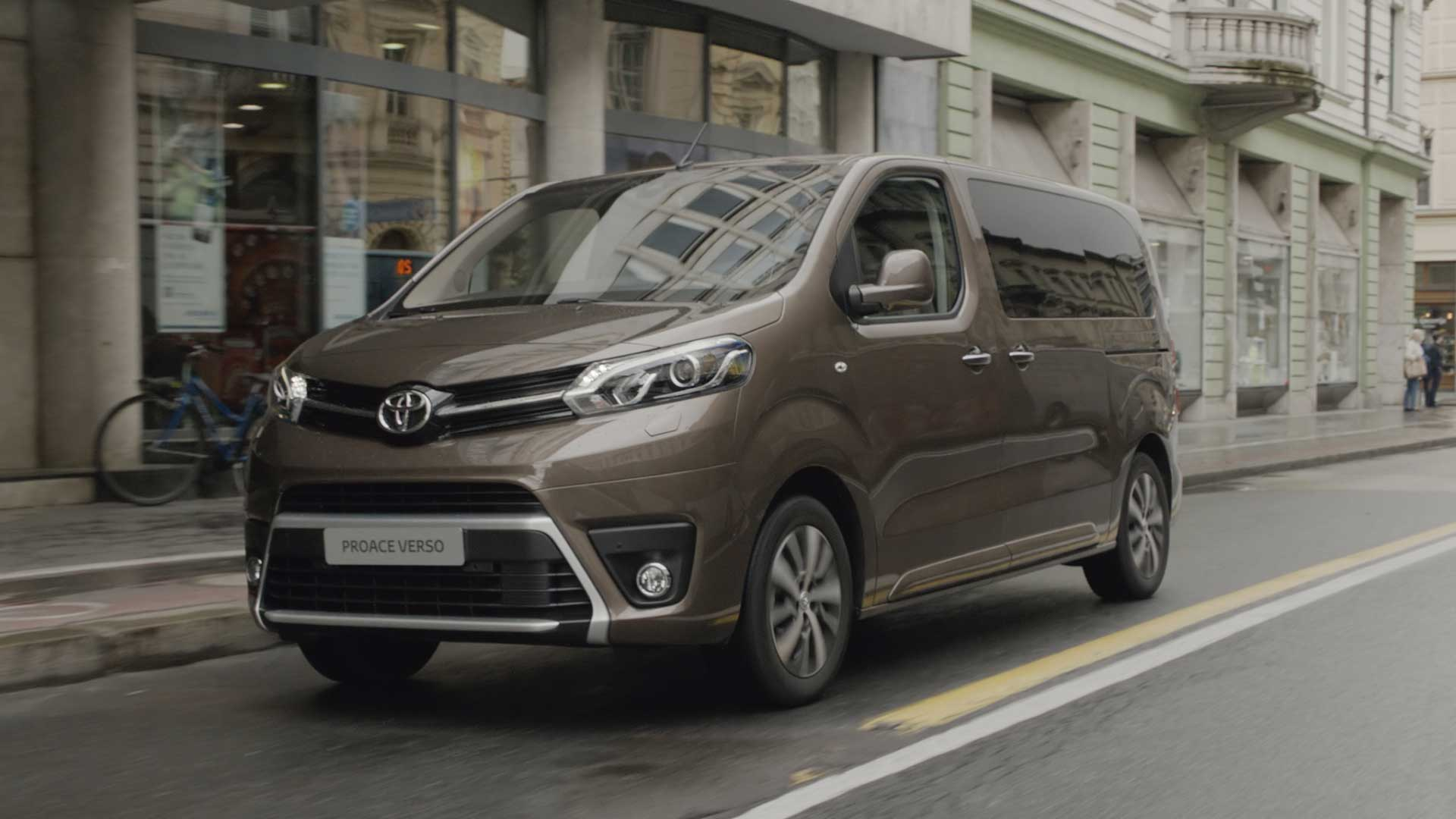 Poster image of Toyota ProAce Verso